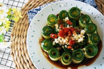 Món ngon mỗi ngày: Biến tấu món dưa chuột trở nên hấp dẫn với cách làm mới - ảnh 1