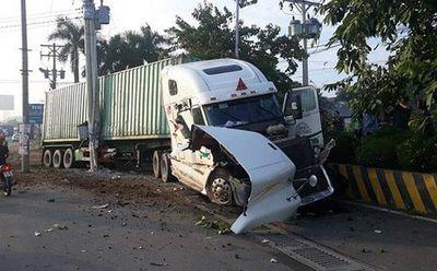 Vụ tai nạn thảm khốc khiến 5 người chết ở Tây Ninh: Tìm ra nguyên nhân ban đầu - ảnh 1