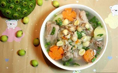 Cách nấu canh sườn hầm hạt sen tươi thơm ngon, bổ dưỡng - ảnh 1