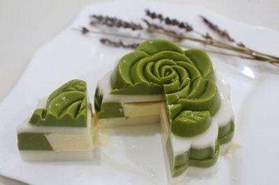 Cách làm bánh Trung thu rau câu flan ngon như ngoài hàng, ăn ngoài không ngán - ảnh 1