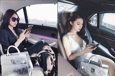 """Chuyện ít biết về cô Hoa hậu duy nhất nằm trong """"Hội con nhà giàu Việt Nam"""" - ảnh 1"""