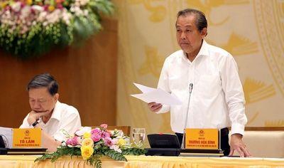 Phó Thủ tướng Thường trực chỉ đạo xử nghiêm sai phạm liên quan tập đoàn Lã Vọng - ảnh 1