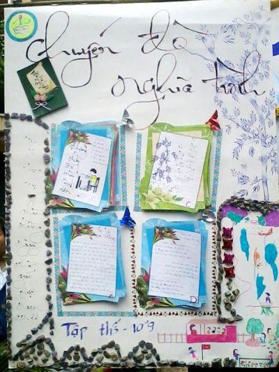 Những mẫu báo tường độc đáo và ý nghĩa nhất tri ân thầy cô ngày nhà giáo Việt Nam 20/11 - ảnh 1