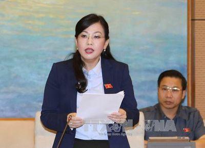 Quốc hội chất vấn các bộ trưởng về việc thực hiện lời hứa và cam kết - ảnh 1