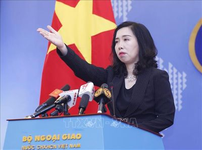 Việt Nam đề nghị các nước tôn trọng pháp luật trên các vùng biển và đại dương - ảnh 1