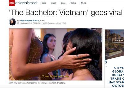 Báo chí quốc tế xôn xao 2 thí sinh nữ trong chương trình hẹn hò The Bachelor có tình cảm với nhau - ảnh 1