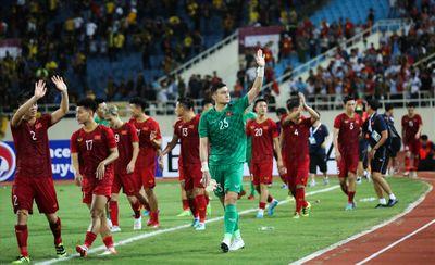 Thủ thành số 1 Việt Nam nhận tin cực vui từ vòng loại World Cup 2022 - ảnh 1