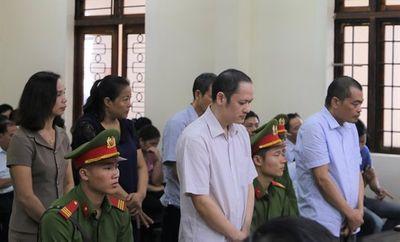 Xét xử vụ gian lận thi cử Hà Giang: Bất ngờ lời nói sau cùng của bị cáo Nguyễn Thanh Hoài - ảnh 1