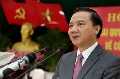 Ông Nguyễn Khắc Định được phân công làm Bí thư Tỉnh ủy Khánh Hòa - ảnh 1