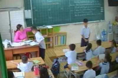 Bị đuổi việc, cô giáo đánh học sinh ở TP.HCM gửi đơn cứu xét tới Bộ trưởng Phùng Xuân Nhạ - ảnh 1