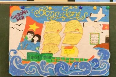 Top 12 mẫu báo tường ngày Nhà giáo Việt Nam 20/11 đơn giản, gấp đến mấy cũng làm kịp - ảnh 1