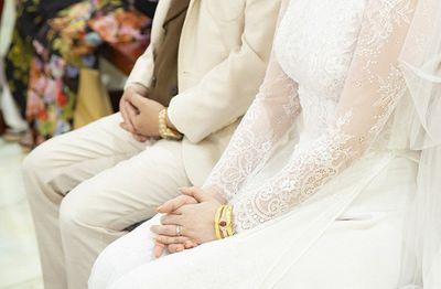 """Bảo Thy gây choáng với số nữ trang """"siêu khủng"""", toàn vàng và kim cương trong đám cưới - ảnh 1"""