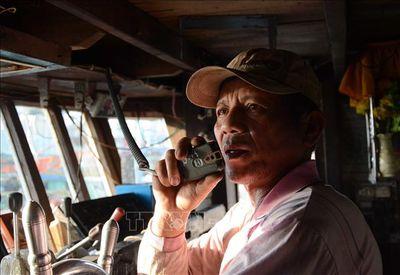 Vị thuyền trưởng vươn khơi bảo vệ chủ quyền Tổ quốc - ảnh 1