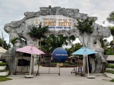 Bắt một Tổng Giám đốc Khu Du lịch sinh thái ở Hậu Giang - ảnh 1