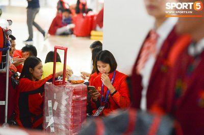 Tiết lộ lý do đoàn thể thao Việt Nam đổi gấp lịch bay sang Philippines - ảnh 1