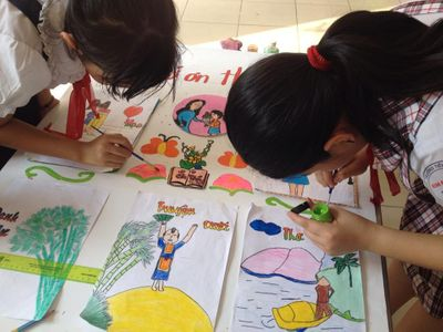 Top 11 tiêu đề báo tường ý nghĩa, cảm động nhất cho ngày Nhà giáo Việt Nam 20/11 - ảnh 1