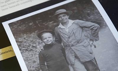 Điều ít biết về người con trai bị tâm thần phân liệt khi mới 20 tuổi của thiên tài Albert Einsein - ảnh 1