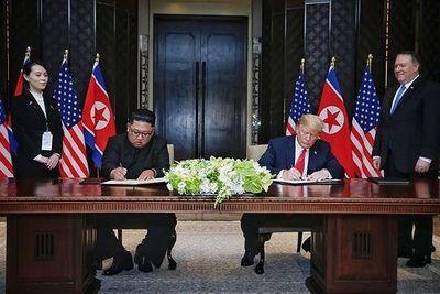 Điều ít biết về người phụ nữ quyền lực luôn sát cánh bên ông Kim Jong-un - ảnh 1