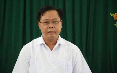"""Giữa """"tâm bão"""" gian lận điểm, Sở GD-ĐT Sơn La đề xuất thay Trưởng Ban chỉ đạo thi THPT năm 2019 - ảnh 1"""