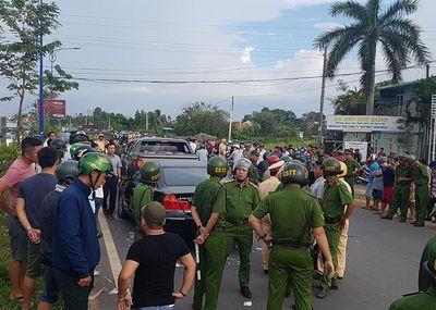 Cảnh sát ngăn chặn hai băng xã hội đen thanh toán nhau ở Đồng Nai - ảnh 1