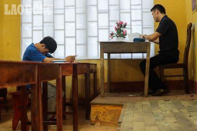 Tiết lộ lý do thí sinh Hà Giang ngồi một mình 1 phòng thi - ảnh 1