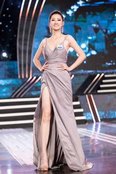 """Nữ sinh Ngoại thương gây chú ý với ngoại hình """"đẹp không góc chết"""" tại Miss World Việt Nam 2019 - ảnh 1"""
