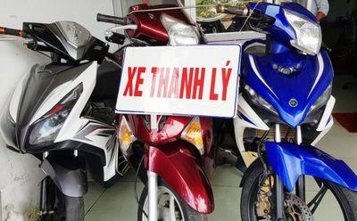 Mua bán xe máy phải xác nhận độc thân có quá máy móc? - ảnh 1