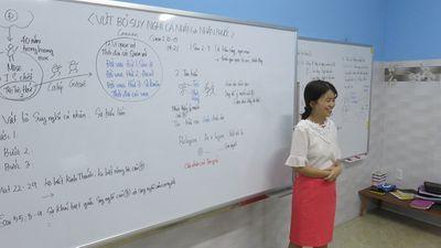 Nữ du học sinh Hàn Quốc cầm đầu nhóm truyền đạo trái phép tại trung tâm ngoại ngữ - ảnh 1