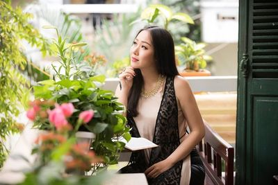 Hoa hậu kín tiếng nhất Việt Nam Ngô Phương Lan: Xuất thân danh giá, chọn cuộc sống bình yên và hạnh phúc viên mãn - ảnh 1