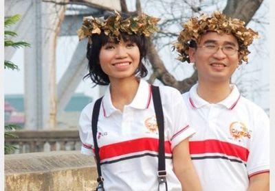 Cặp đôi đầu tiên được Đường lên đỉnh Olympia se duyên là ai? - ảnh 1