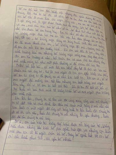 Bài văn tả bố của học sinh lớp 7 khiến mọi người rưng rưng vì không thể chân thực hơn - ảnh 1