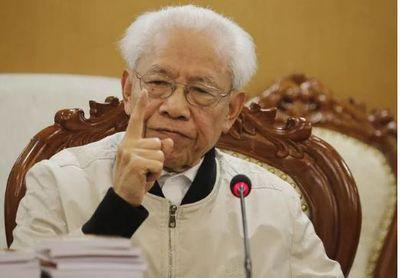 GS.TS Hồ Ngọc Đại không trách Bộ GD-ĐT khi sách Công nghệ Giáo dục bị loại  - ảnh 1