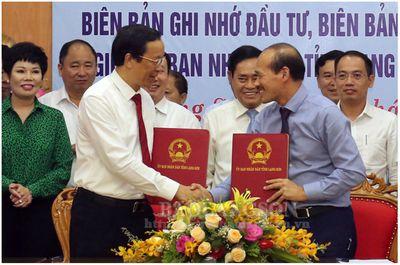Lạng Sơn: Cải cách hành chính nhằm thu hút đầu tư để phát triển kinh tế nhanh và bền vững - ảnh 1