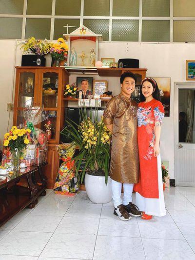 Sau loạt tin đồn bí mật sinh con đầu lòng, Hòa Minzy bất ngờ tiết lộ thời điểm kết hôn - ảnh 1