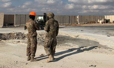 Lại một căn cứ quân sự của Mỹ ở Iran lại bị tấn công - ảnh 1
