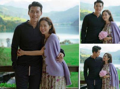 """Cặp đôi """"Hạ cánh nơi anh"""" chễm chệ leo lên top 3 Naver nhờ một bức ảnh - ảnh 1"""