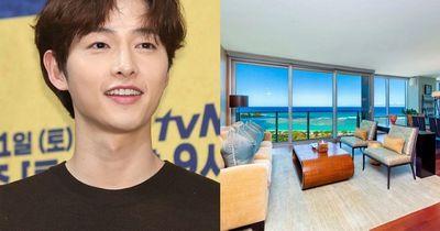 Song Joong Ki làm điều bất ngờ sau khi phá bỏ căn nhà tân hôn với Song Hye Kyo - ảnh 1
