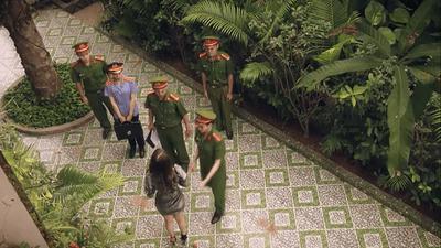 """""""Sinh tử"""" tập 77: Quỳnh Trinh """"lên thớt"""", Lê Hoàng khai đường dây dính líu tới Mai Hồng Vũ - ảnh 1"""