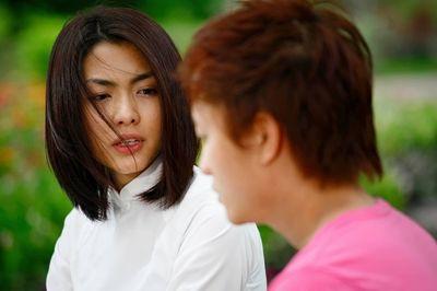"""Dân mạng """"thổn thức"""" ôn lại loạt ảnh trong trẻo của Tăng Thanh Hà, Lương Mạnh Hải 12 năm trước - ảnh 1"""