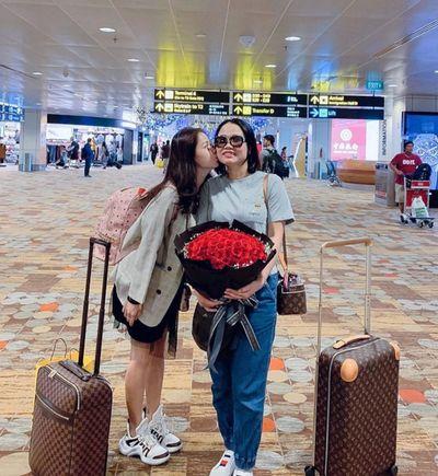 Bạn gái mới của Quang Hải: Cuộc sống sang chảnh, sở hữu hàng hiệu đắt đỏ - ảnh 1