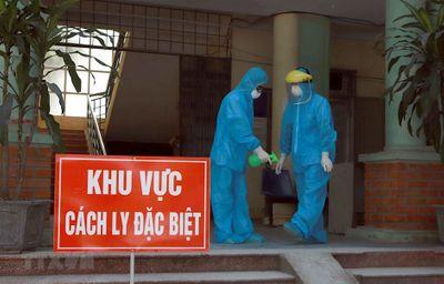 Thêm 1 ca mắc COVID-19 là người trở về từ Dubai được cách ly ngay khi nhập cảnh, Việt Nam có 313 ca - ảnh 1