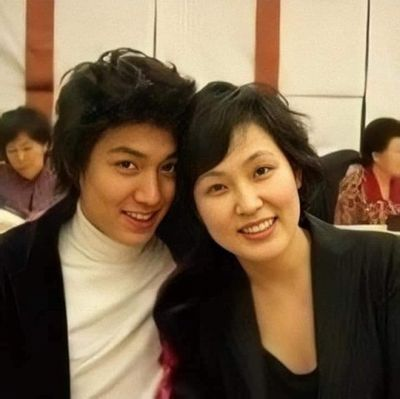 Ngỡ ngàng bức hình tóc chôm chôm siêu ngố tàu của Lee Min Ho 14 năm trước  - ảnh 1
