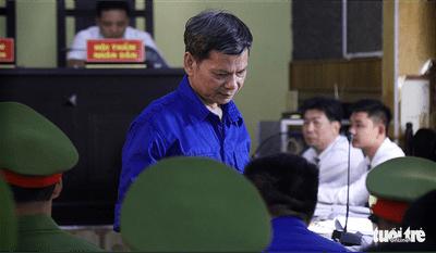 Gian lận thi cử Sơn La: Nguyễn Minh Khoa một mực phủ nhận hối lộ 1 tỷ để nâng điểm - ảnh 1