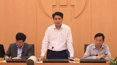 Xét tặng ông Nguyễn Đức Chung huân chương vì thành tích chống dịch Covid-19 - ảnh 1