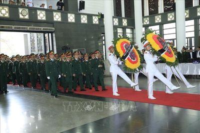Chủ tịch nước Trần Đại Quang trong lòng người ở lại - ảnh 1
