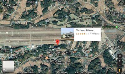 40% căn cứ quân sự nhạy cảm của Hàn Quốc bị lộ do Google Maps  - ảnh 1