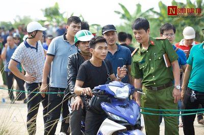 Khởi tố hai đối tượng sát hại nam sinh chạy Grab tại bãi đất hoang ở Hà Nội - ảnh 1