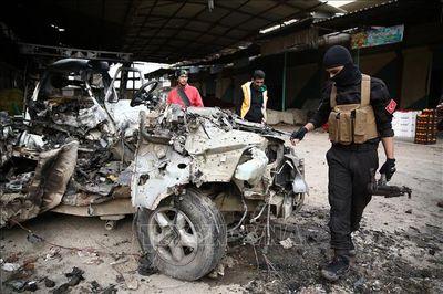 Tin tức thế giới mới nóng nhất ngày 12/11: 3 vụ đánh bom liên tiếp tại thành phố của người Kurd - ảnh 1