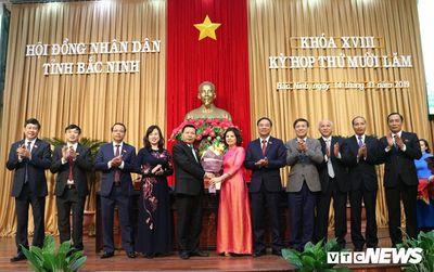 Bầu Chủ tịch HĐND và UBND tỉnh Bắc Ninh - ảnh 1