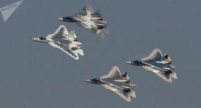 Tin tức quân sự mới nóng nhất ngày 18/11: Nga tuyên bố tiêm kích Su-57 bỏ xa F-35 của Mỹ - ảnh 1